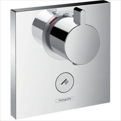 Hansgrohe - Showers - ShowerSelect Thermostat Highflow