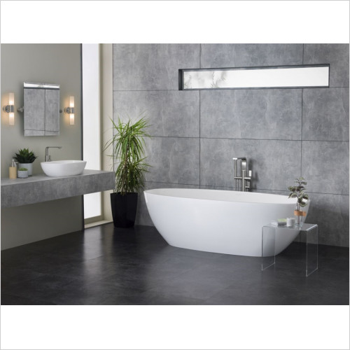 Victoria & Albert - Baths - Barcelona Freestanding Bath, No Overflow