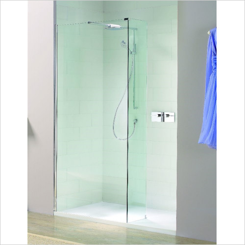 Matki - Showers - Boutique Recess & Raised Tray 1200 x 900mm LH