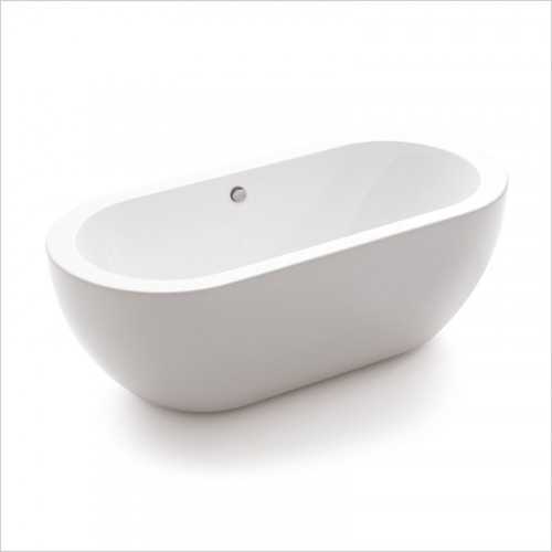 Waters Baths of Ashbourne - Baths - Willow Linear Freestanding Bath 1690 x 580 x 800mm