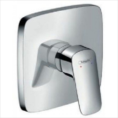 Hansgrohe - Showers - Logis Single Lever Shower Mixer For Concealed Installation