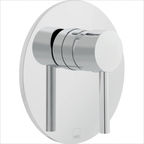 Vado - Showers - Zoo Round Concealed Manual Valve Single Lever