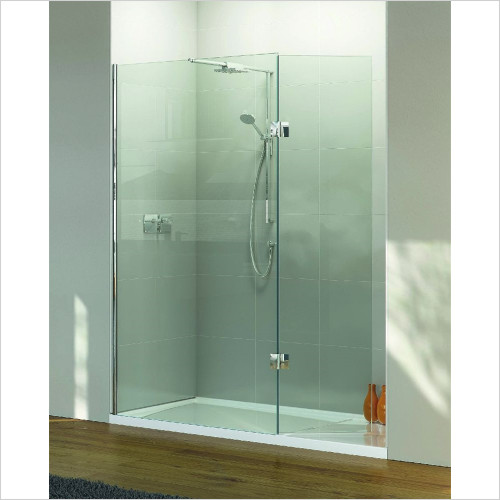 Matki - Showers - Boutique Recess, Raised Tray & Mixer 1200 x 900mm LH