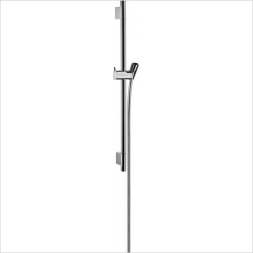 Hansgrohe - Showers - Unica S Puro Shower Bar 0.65m