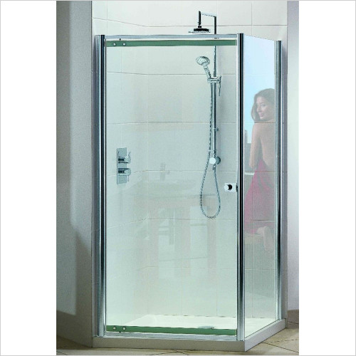 Matki - Showers - Colonade Side Panel 1000mm GG
