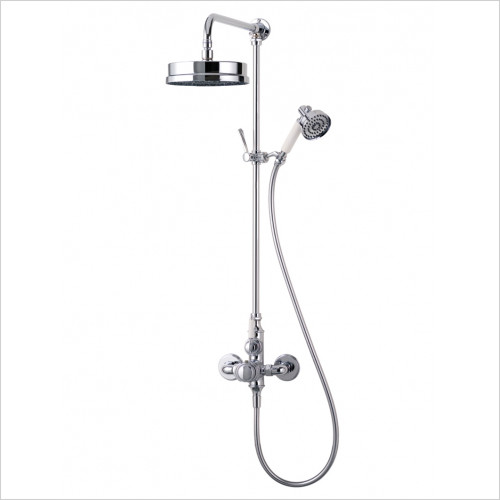 Victoria + Albert - Thermostatic Wall Mounted Shower Mixer