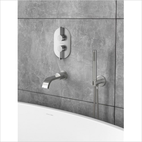 Victoria + Albert - Wall Mounted Handheld Shower Attachment
