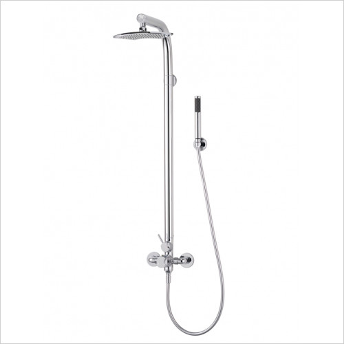 Victoria & Albert - Showers - Thermostatic Wall Mounted Shower Mixer