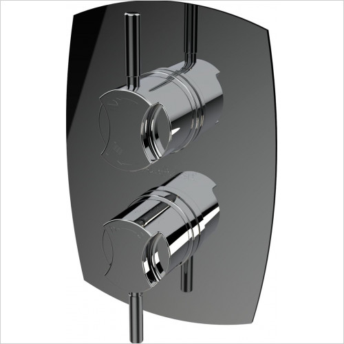 Victoria & Albert - Showers - Wall Trim For Hub 01