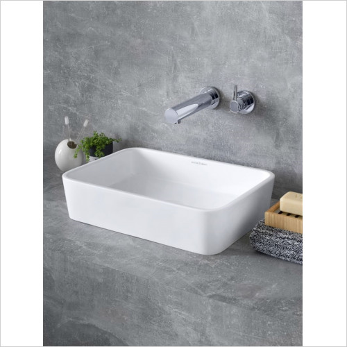 Victoria + Albert - Edge 45 Countertop Basin