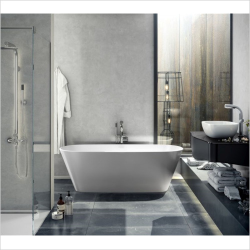 Victoria + Albert - Vetralla 2 Freestanding Bath, No Overflow