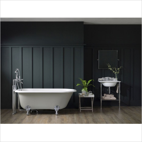 Victoria + Albert - Wessex Freestanding Bath With Overflow
