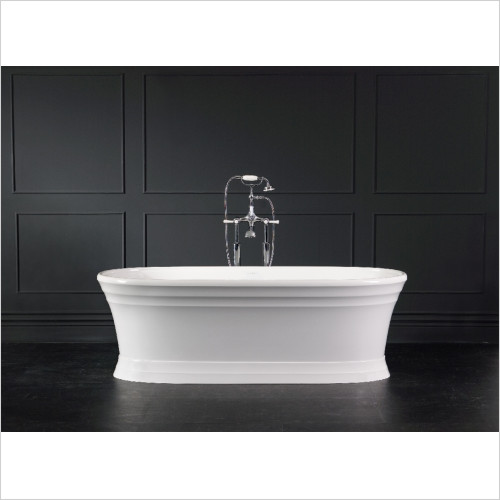 Victoria + Albert - Worcester Freestanding Bath, No Overflow