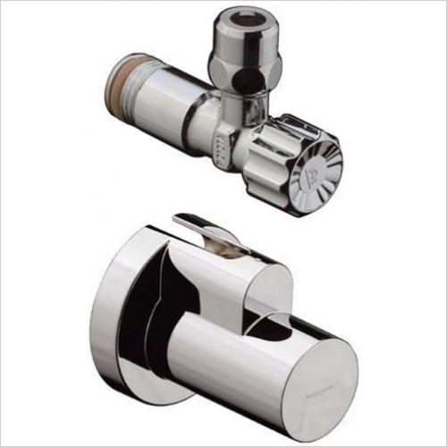 Hansgrohe - Showers - Angle Valve With Cover (Single)