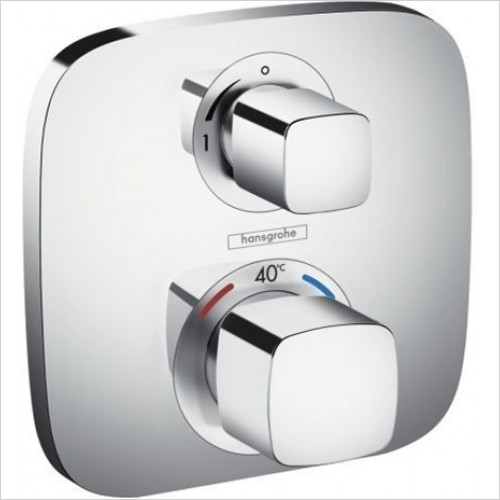 Hansgrohe - Showers - Ecostat E Thermostat Concealed 1 Outlet
