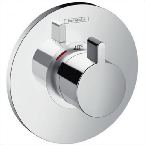 Hansgrohe - Showers - Ecostat S Thermostat Concealed Highflow
