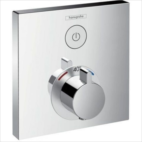 Hansgrohe - Showers - ShowerSelect Thermostat - 1 Outlet