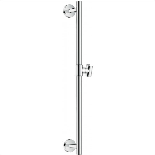 Hansgrohe - Showers - Unica Comfort Wall Bar 0.65m