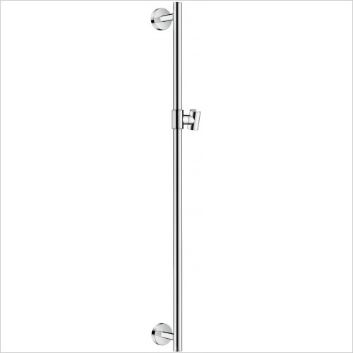 Hansgrohe - Showers - Unica Comfort Wall Bar 0.90m