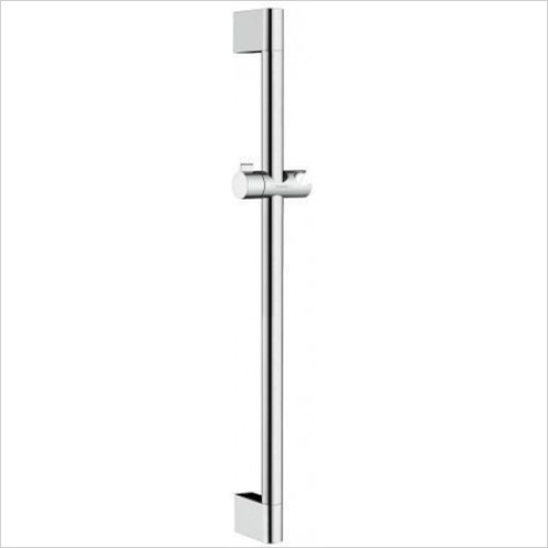 Hansgrohe - Showers - Unica Croma Wall Bar 650mm Without Shower Hose