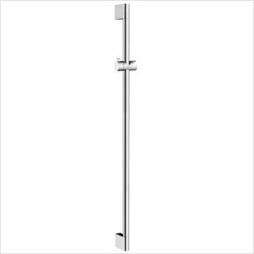 Hansgrohe - Showers - Unica Croma Wall Bar 900mm Without Shower Hose