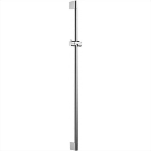Hansgrohe - Showers - Unica Crometta Shower Bar 0.90m, No Hose