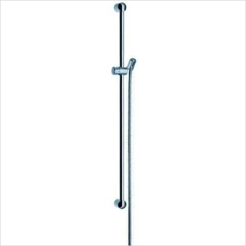Hansgrohe - Showers - Unica S Shower Bar 0.90m