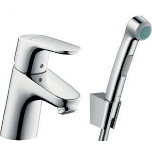 Hansgrohe - Sanitryware - Focus E 2 Bidet Set