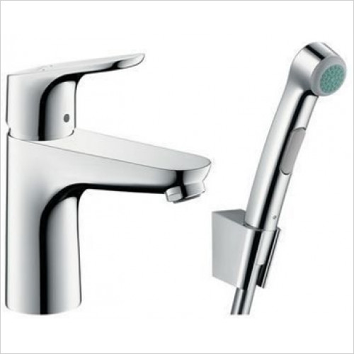 Hansgrohe - Sanitryware - Focus 100 Bidette Set