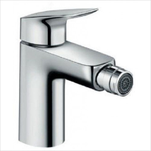Hansgrohe - Sanitryware - Logis Single Lever Bidet Mixer With Pop-Up Waste Set