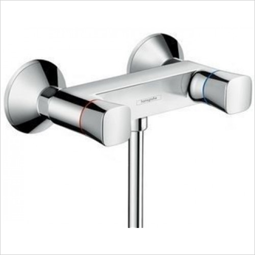 Hansgrohe - Showers - Logis 2-Handle Exposed Shower Mixer