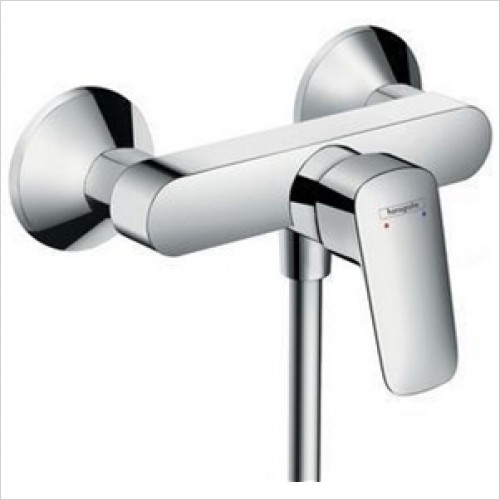 Hansgrohe - Showers - Logis Single Lever Shower Mixer For Exposed Installation