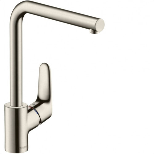 Hansgrohe - Kitchens - M411-H280 Single Lever Kitchen Mixer 280
