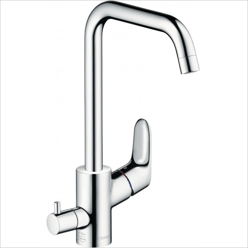 Hansgrohe - Kitchens - M414-H260 Single Lever Kitchen Mixer 260