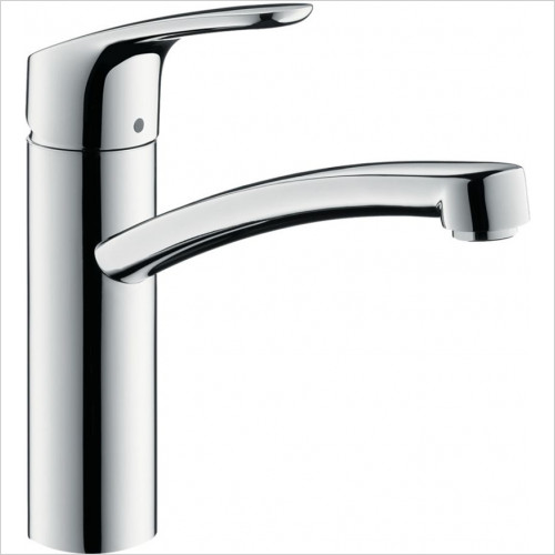 Hansgrohe - Kitchens - M411-H160 Single Lever Kitchen Mixer 160