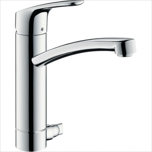 Hansgrohe - Kitchens - M414-H160 Single Lever Kitchen Mixer 220