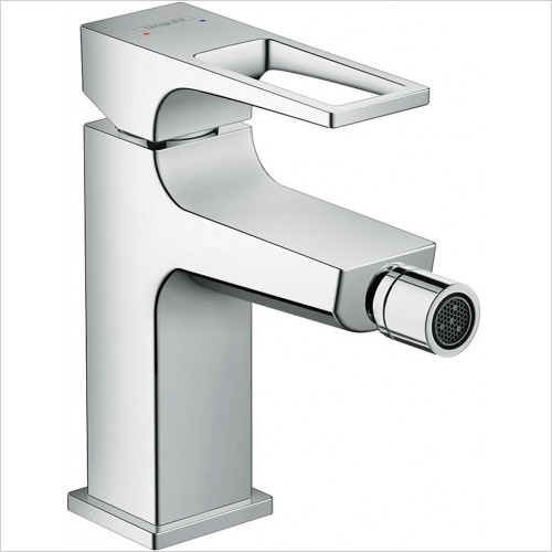 Hansgrohe - Sanitryware - Metropol Single Lever Bidet Mixer & Push-Open Waste