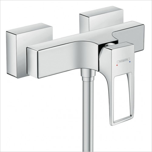Hansgrohe - Showers - Metropol Single Lever Shower Mixer For Exposed Installation