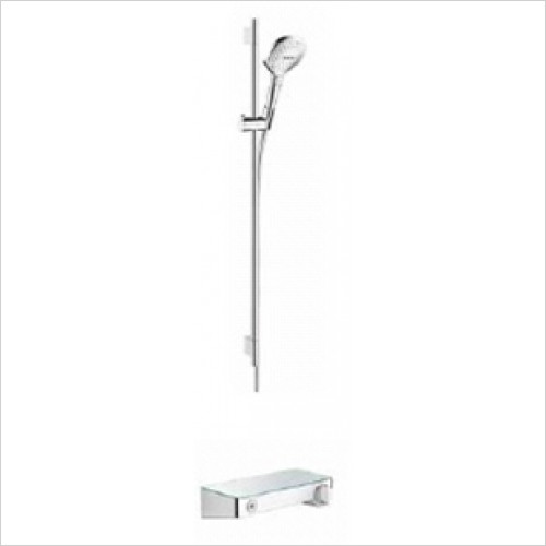 Hansgrohe - Showers - Exposed Select Valve With Raindance Rail Kit