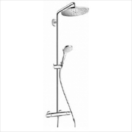 Hansgrohe - Showers - Croma Select 280 Showerpipe Round