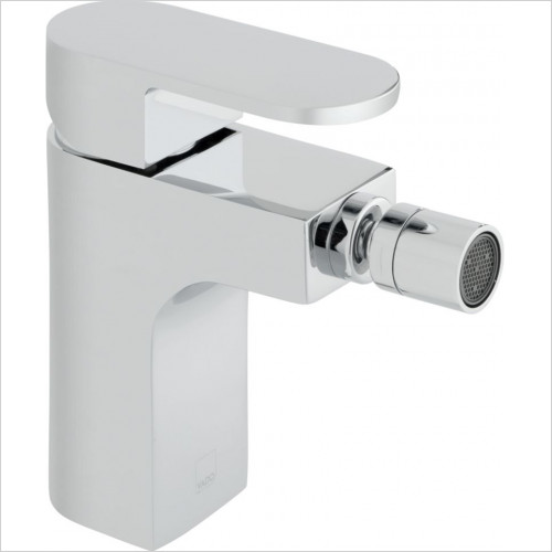 Vado - Sanitaryware - Life Mono Bidet Mixer Single Lever Smooth Bodied