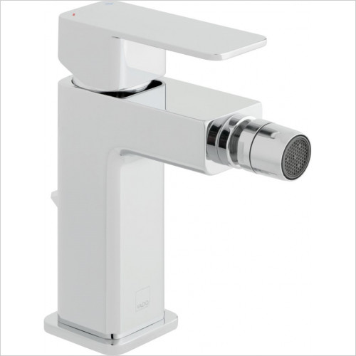 Vado - Sanitaryware - Phase Mono Bidet Mixer Single Lever Deck Mounted