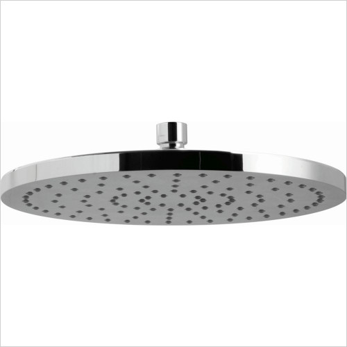 Vado - Showers - Saturn Round Fixed Shower Head 220mm (9'')