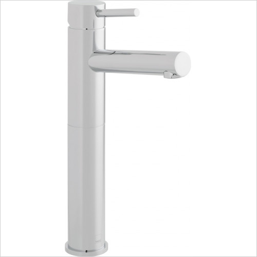 Vado - Basins - Zoo Extended Mono Basin Mixer Single Lever Smooth Bodied